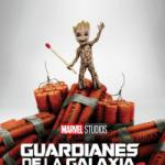 Guardianes de la Galaxia Vol. 2 2D Poster