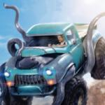 MONSTER TRUCKS 2D Poster